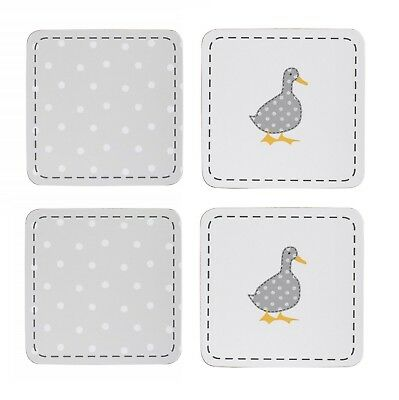 Pack of 4 Price   Kensington Madison Cork Table Coasters Tableware Novelty 7344c44a3458