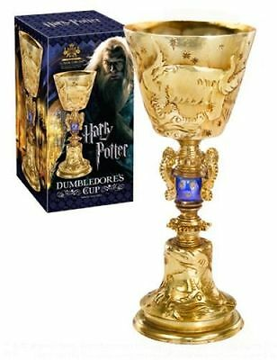 Harry Potter Noble Collection Replik Kelch The Dumbledore cup , neu OVP, selten
