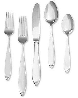 Wedgwood New Oberon 47 Piece Stainless Flatware Service For 8 New
