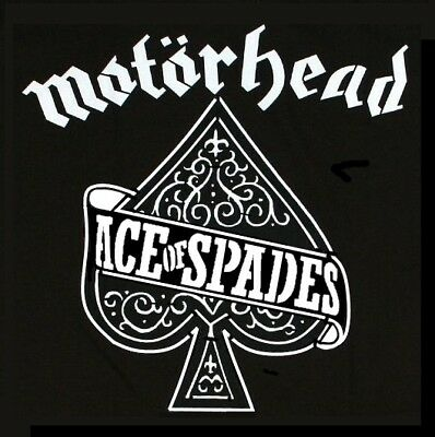 high detail airbrush stencil ace of spades motorhead FREE POSTAGE