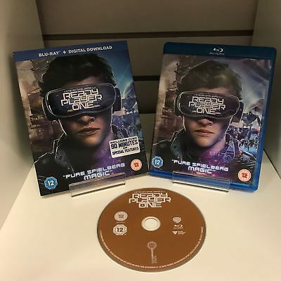 Ready Player One Blu-ray - Fast and Free Delivery
