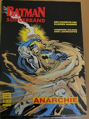 Batman Sonderband Nr. 24 - Anarchie