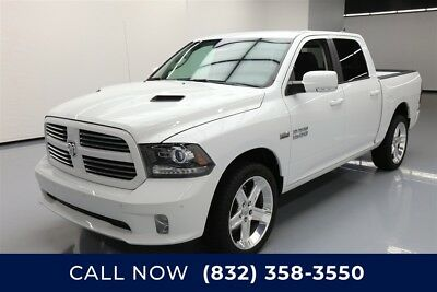 Ram 1500 Sport Texas Direct Auto 2016 Sport Used 5.7L V8 16V Automatic RWD Pickup Truck