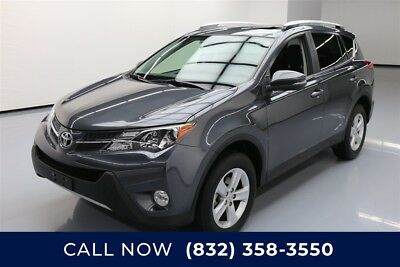 Toyota RAV4 XLE Texas Direct Auto 2013 XLE Used 2.5L I4 16V Automatic FWD SUV Moonroof Premium