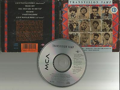 Wendy James TRANSVISION VAMP B with u 4 LIVE TRX & 12 INCH MIX CD single be you