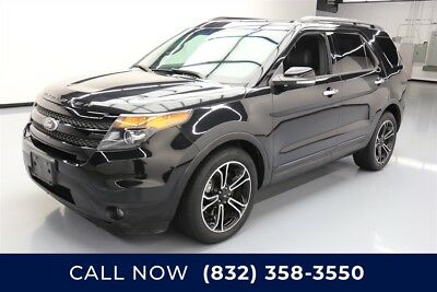 Ford Explorer Sport Texas Direct Auto 2014 Sport Used Turbo 3.5L V6 24V Automatic 4WD SUV Moonroof