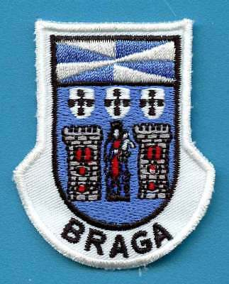 PORTUGAL BRAGA Region Scout badge. WORTH A LOOK!