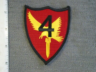 1968 USMC 4th Marine Base Defense Air Wing (Merrowed - no plastic)by Best Emblem