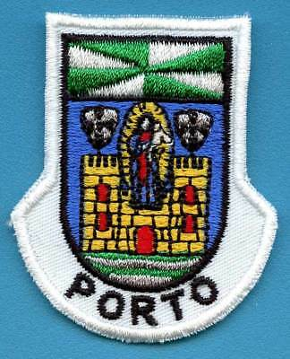 PORTUGAL PORTO Region Scout badge. WORTH A LOOK!