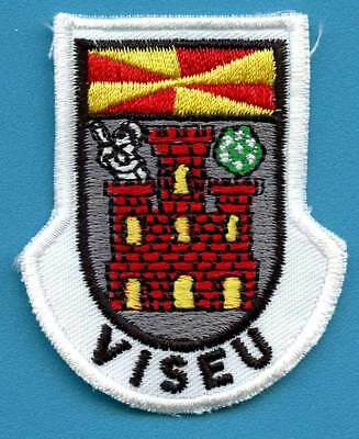 PORTUGAL VISEU Region Scout badge. WORTH A LOOK!