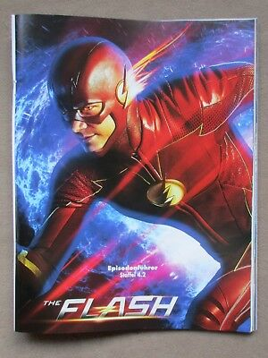 Poster The Flash (2018) Staffel 4 (Grant Austin)