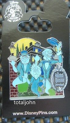 Disney Haunted Mansion Hitchhiking Ghosts Pin