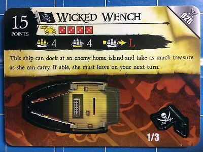 Pirates of the Caribbean - Wicked Wench 028
