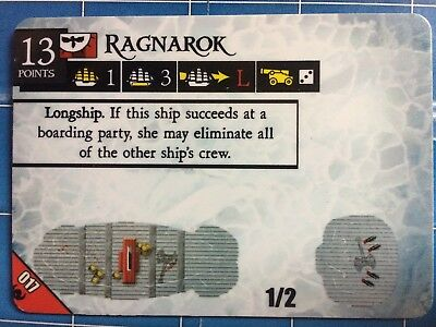Pirates of the Frozen North - Ragnarok 017 Longship