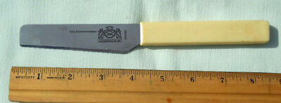 Older Small Bread Knife Das Brötchenmesser Made in Germany