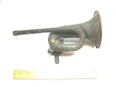 Vintage Antique Model T Ford Car Brass Bulb Horn