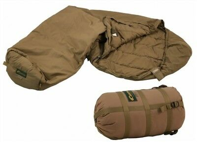 Carinthia Tropen Sommer Schlafsack Army Military Outdoor Sleeping bag Sand L 200
