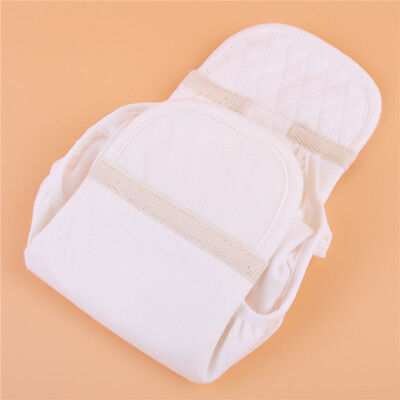 Reusable Washable Baby Nappy Diaper & Waterproof Bamboo Inner LG