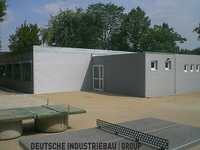 BÜROCONTAINER, CONTAINERANLAGE, CONTAINER, Wohncontainer,Modul OWL, 444 m²