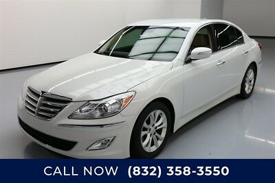 Hyundai Genesis 3.8L Texas Direct Auto 2013 3.8L Used 3.8L V6 24V Automatic RWD Sedan