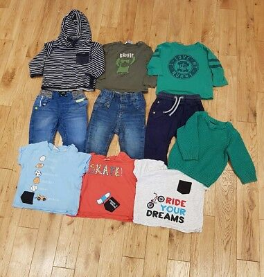 Baby Boys Clothes Bundle from  NEXT and ZARA 9-12 Months