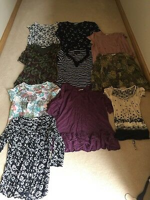 Superb Ladies Designer Tops Bundle Next John Rocha Uk 16 Stunning