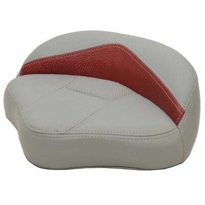 G3 Boat Casting Bike Seat | Gray Red