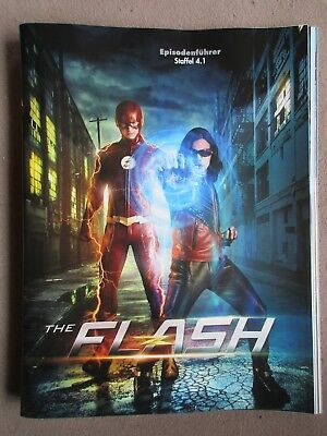 Poster The Flash (2018) Staffel 4 (Grant Austin + Carlos Valdes / Vibe)