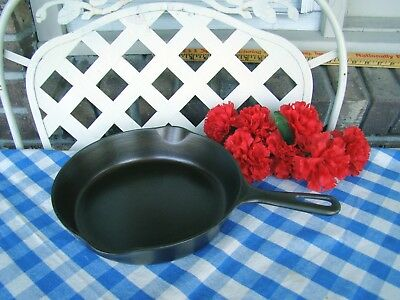 Griswold Cast Iron #6 Small Logo Late Handled Skillet – Cleaned and Seasoned