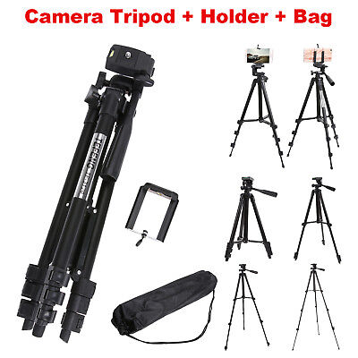 Aluminum Portable Foldable Tripod Monopod for Canon Nikon Digital DSLR Camera