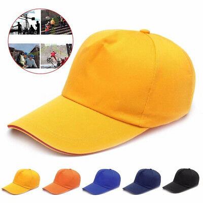 Popular Anti-impact Bump Cap Safety Protective Baseball Hat Builders Work Helmet