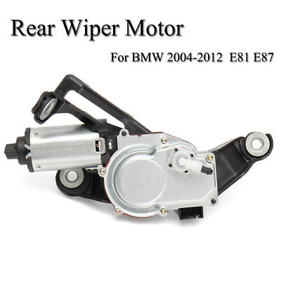 Rear Window Wiper Motor For BMW 1 Series E81 E87 2004-2012 Hatchback 67636921959