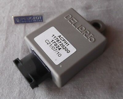 Genuine Peugeot Speedfight 3 Electronic Oil Pump Control Unit ACPH1 PE767203