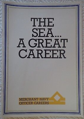 """""""the Sea...a Great Career""""~Merchant Navy Officer Careers~"""