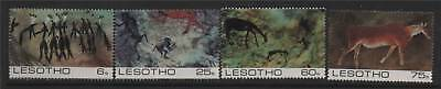 Lesotho 1983 Rock Paintings SG 540/3  MNH