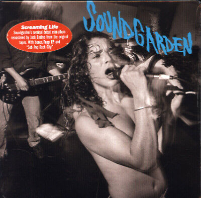 Soundgarden ‎– Screaming Life / Fopp CD Sub Pop 2013 NEW/SEALED
