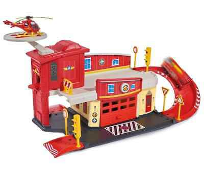 Dickie Fireman Sam Fire Rescue Centre # 203099623
