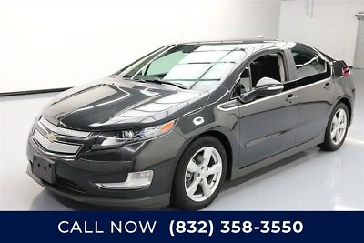 Chevrolet Volt  Texas Direct Auto 2014 Used Automatic FWD Hatchback Premium OnStar