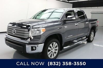 Toyota Tundra Limited Texas Direct Auto 2017 Limited Used 5.7L V8 32V Automatic 4WD Pickup Truck