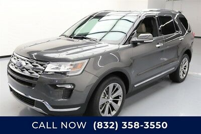 Ford Explorer Limited Texas Direct Auto 2018 Limited Used 3.5L V6 24V Automatic 4WD SUV Premium