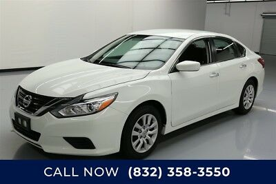 Nissan Altima 2.5 Texas Direct Auto 2017 2.5 Used 2.5L I4 16V Automatic FWD