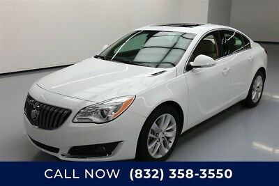Buick Regal Turbo Texas Direct Auto 2016 Turbo Used 2L I4 16V Automatic FWD Sedan OnStar Premium