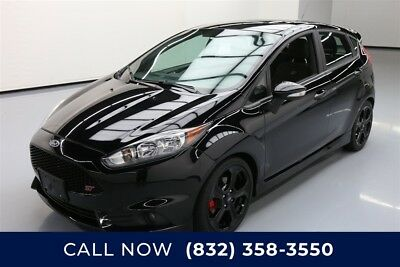 Ford Fiesta ST Texas Direct Auto 2016 ST Used Turbo 1.6L I4 16V Manual FWD Hatchback Moonroof