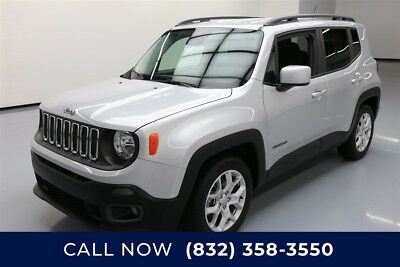 Jeep Renegade Latitude Texas Direct Auto 2016 Latitude Used 2.4L I4 16V Automatic FWD SUV Premium