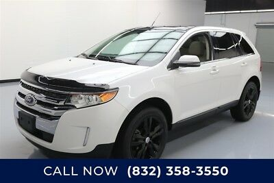 Ford Edge Limited Texas Direct Auto 2013 Limited Used 3.5L V6 24V Automatic FWD SUV Moonroof
