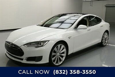 Tesla Model S Performance 4dr Liftback Texas Direct Auto 2012 Performance 4dr Liftback Used Automatic RWD