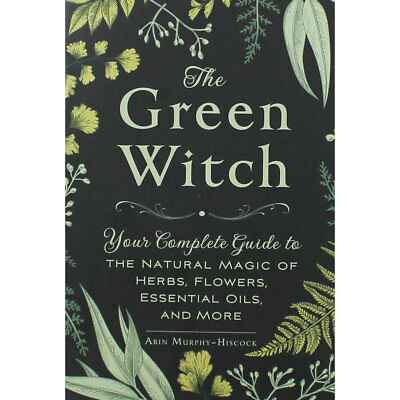 The Green Witch by Arin Murphy-Hiscock (Paperback), Non Fiction Books, Brand New
