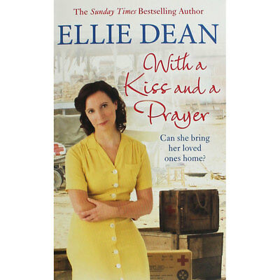 With a Kiss and a Prayer by Ellie Dean (Paperback), Multibuys, Brand New