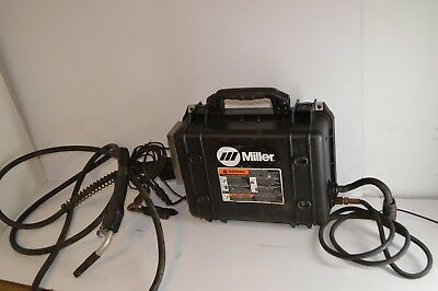 Miller Suitcase  8vs Voltage Sensing Wire Feeder $75 Flat Shipping