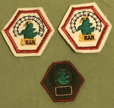 WW1 Rail Artillery Reserve Patch King Collector Patches